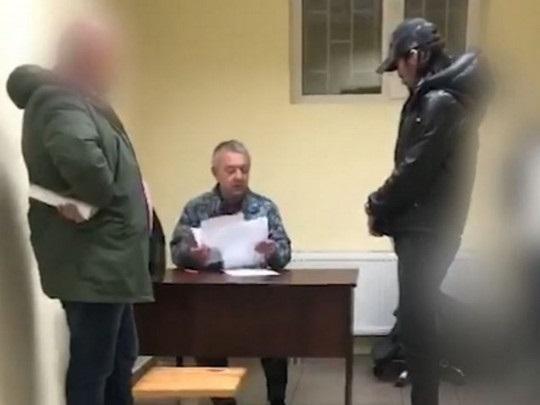 """В Киеве задержали очередного """"вора в законе"""""""