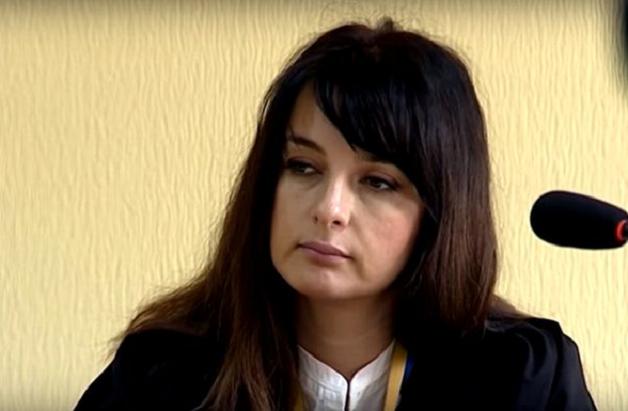 Що вони собі насудили: суддя Печерського районного суду міста Києва Тарасюк Кристина Едуардівна