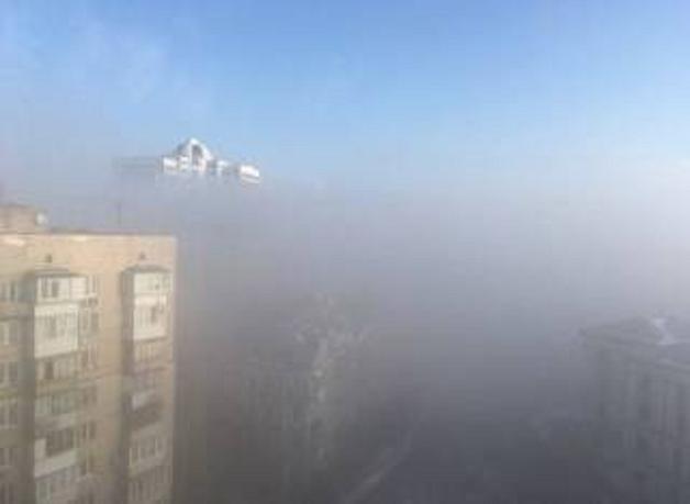 Чиновники нашли крайних: оказывается, в смоге над столицей виноваты сами киевляне