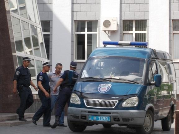 арест Загида Краснова