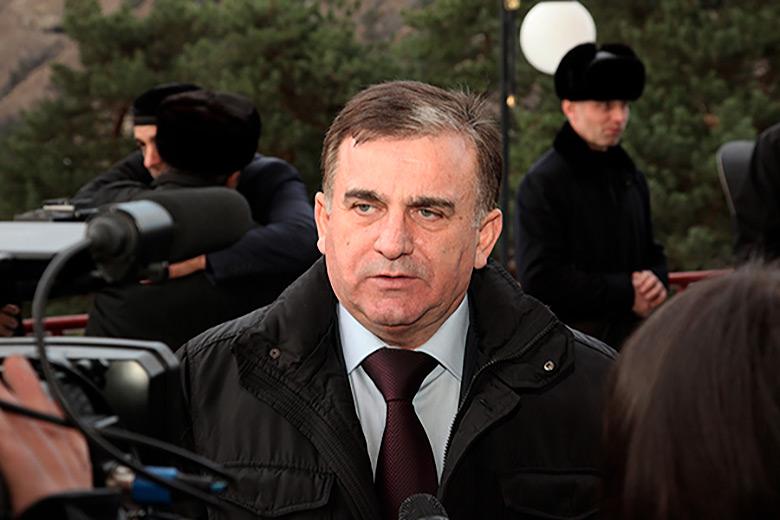 Экс-глава правительства Ингушетии Муса Чилиев