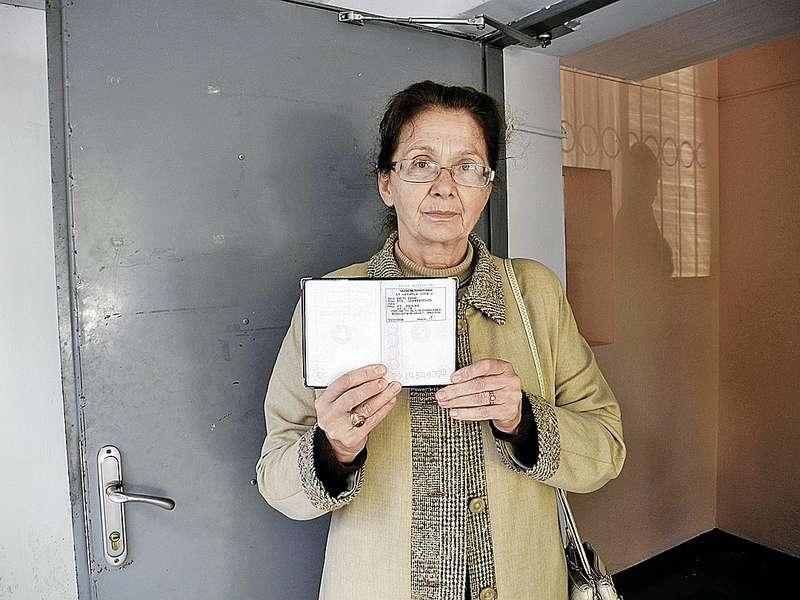 Надежда Константиновна решила: обойдется без поездок на Украину. Быть с Россией для нее важнее. Фото: Ульяна СКОЙБЕДА