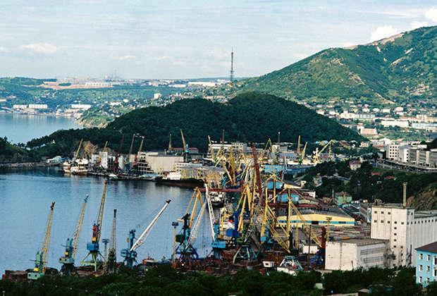 Морской торговый порт Петропавловск-Камчатский