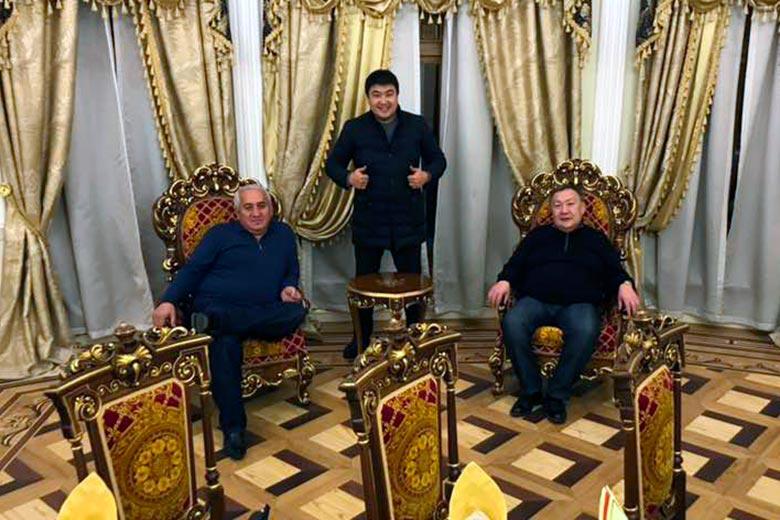 Салимбай Абдувалиев, Асылбек уулу Дамирбек, Салайдин Айдаров