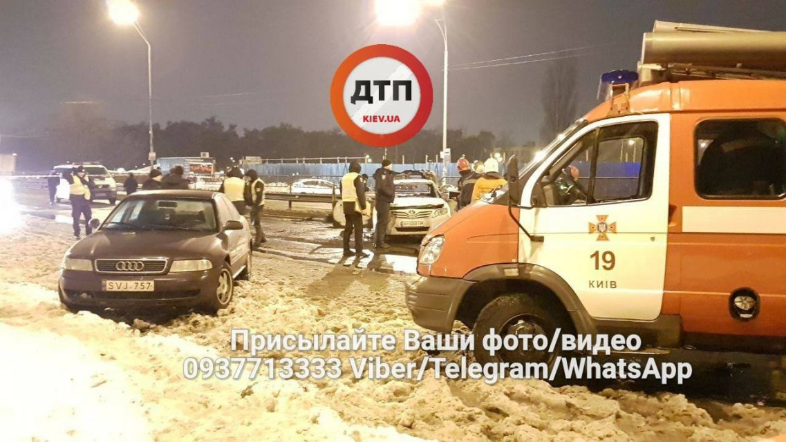 В Киеве бывший 'беркутовец' взорвал авто сотрудника СБУ — фото 112350