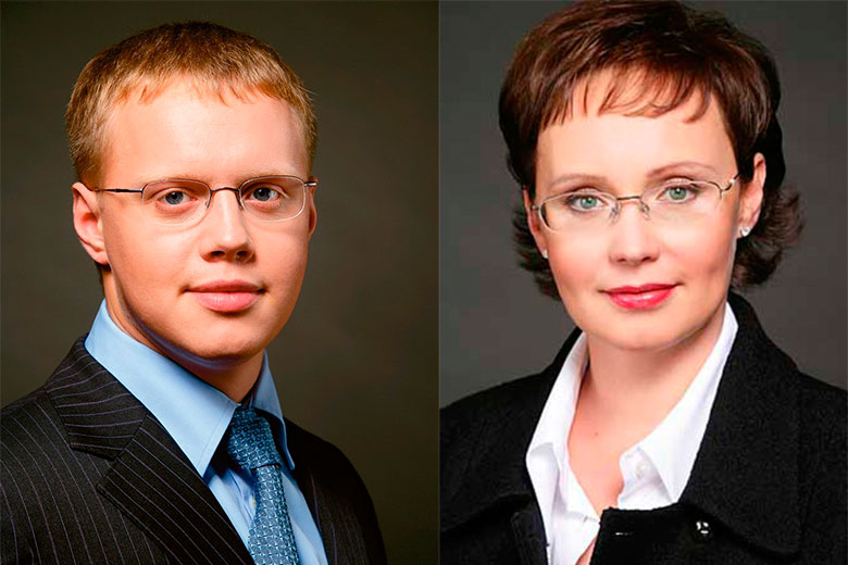 Андрей и Марина Гартург