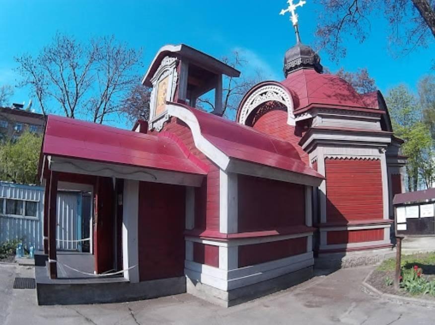 Церква на Січових Стрільців. Фото: Юрій Новотавський