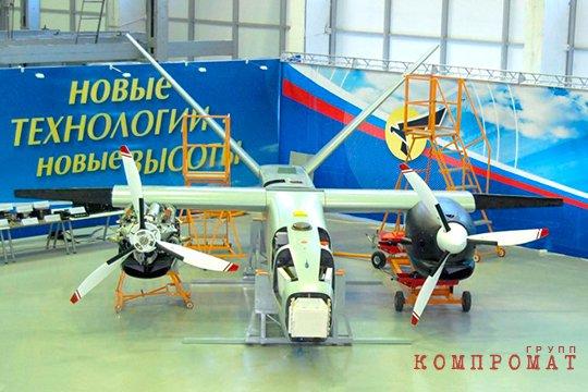 Не взлетевшие безпилотники Александра Гомзина