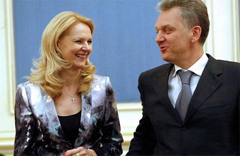 Виктор Христенко и Татьяна Голикова