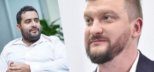 Павел Петренко и Андрей Довбенко