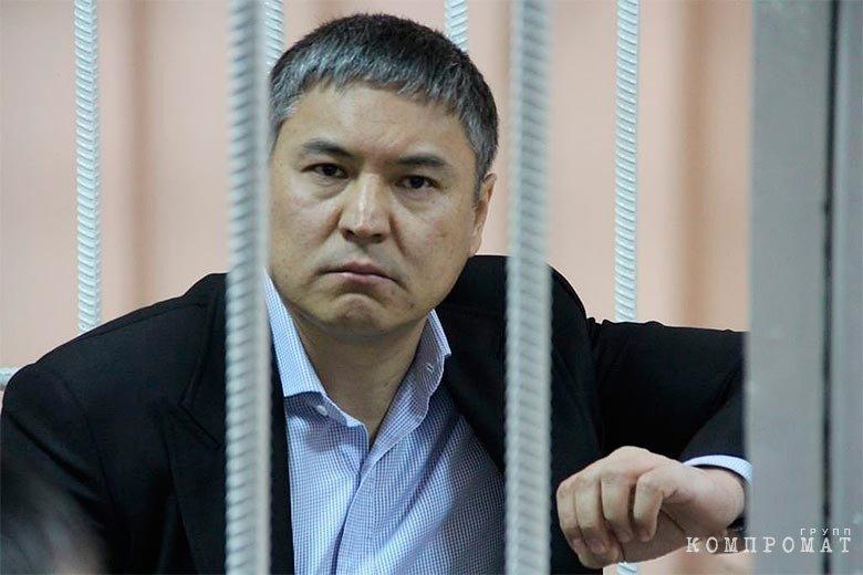 Камчибек Кольбаев (Коля Киргиз)