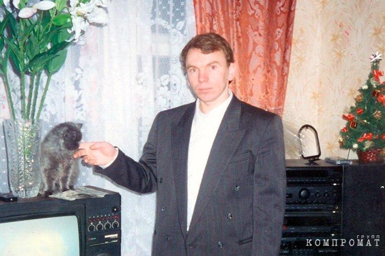 Владимир Клещ (Щавлик)