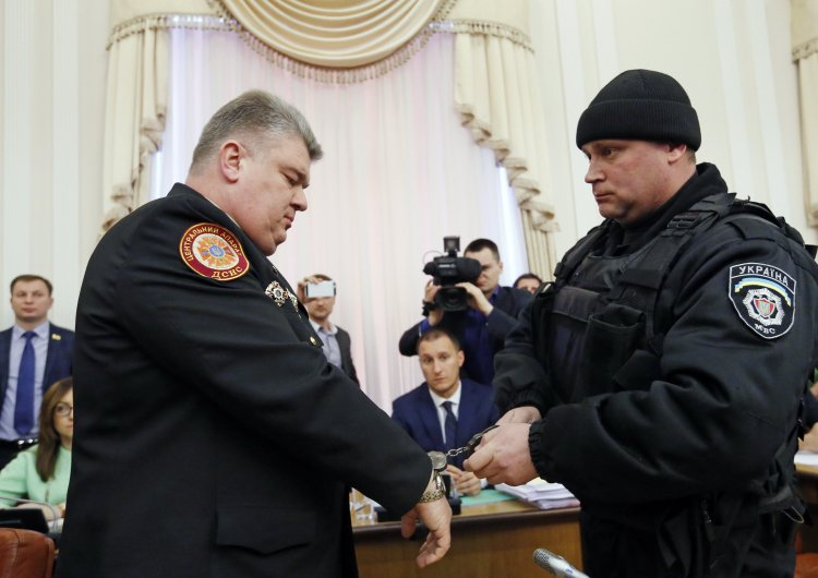 Сергей бочковский= был= арестован= на= заседании= правительствафото:= униан