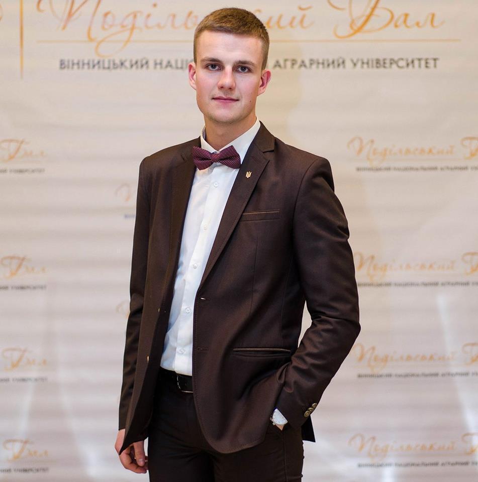 Павел Довгань