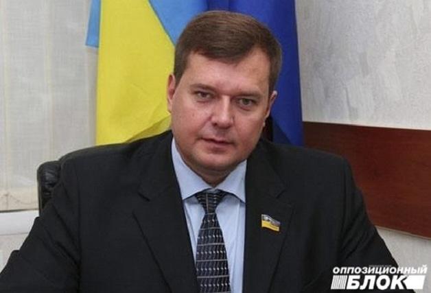 Генрокурор должен немедленно внести представление на нардепа-сепаратиста Балицкого