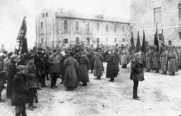 Член армянской буржуазно нациалистической партии