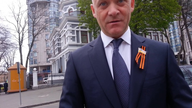 Подозрение мэру Одессы согласовал лично глава САП