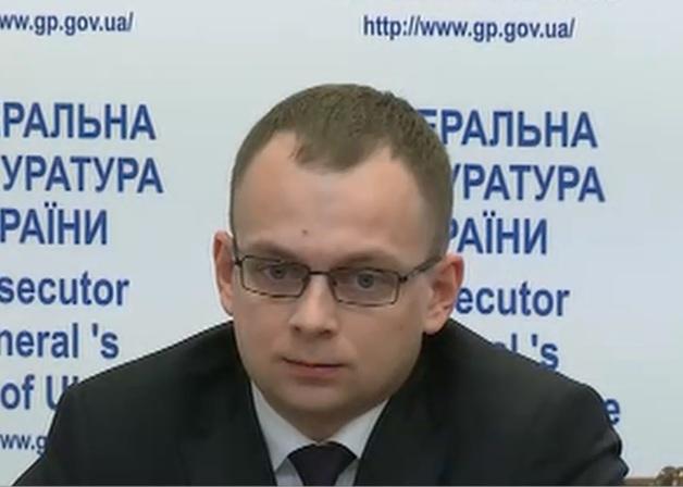 Суд арестовал экс-прокурора Суса без права на залог