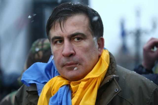 Саакашвили запретили въезд в Украину