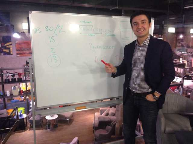 Сергей Азатян заработал на провале стартапа