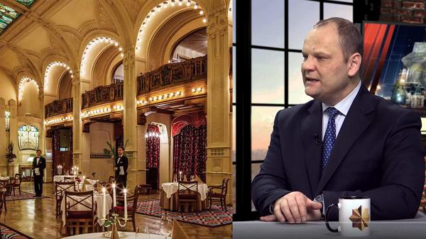 Руслан Панкратов об апартаментах, яхте и гостиницах мэра Риги Нила Ушакова