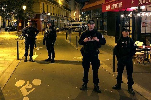 СМИ назвали имя парижского террориста из Чечни