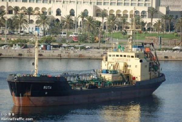 Теплоход Одесского порта возил контрабандное топливо из Ливии