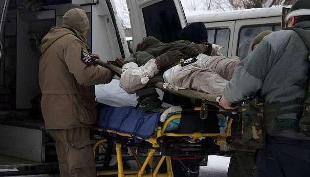 Силы АТО приняли бой у Тарамчука и понесли потери