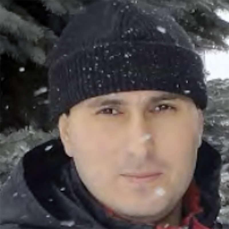 Убитый Сергей Сайпудинов
